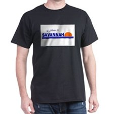 Its Better in Savannah, Georg T-Shirt