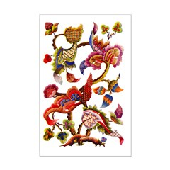 Jacobean Embroidery Posters