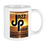 Jazz Police Ocean Sunset Mug
