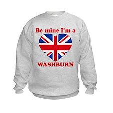 Washburn, Valentine's Day Sweatshirt