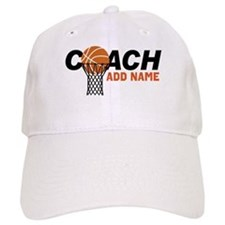 Best Coach ever Baseball Cap