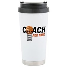 Best Coach ever Travel Mug