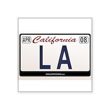 california_licenseplates-la Sticker