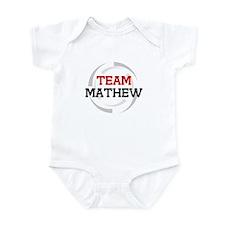 Mathew Infant Bodysuit