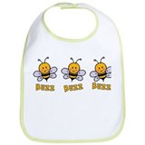 Buzz Buzz Bee Bib