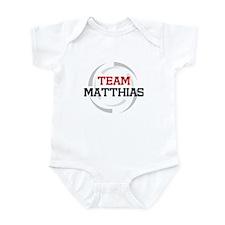 Matthias Infant Bodysuit