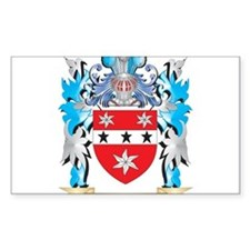 Everett Coat of Arms - Family Crest Decal