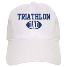 Triathlon dad Baseball Cap