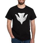 Descending Dove Of Peace Dark T-Shirt