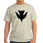 Descending Dove Of Peace Light T-Shirt