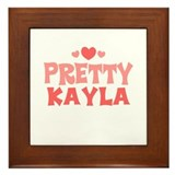 Kayla Framed Tile