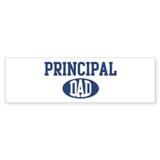 Principal dad Bumper Bumper Sticker
