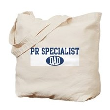 Pr Specialist dad Tote Bag