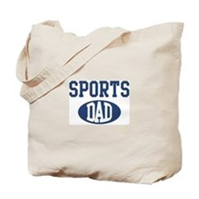 Sports dad Tote Bag