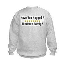 Hugged Mailman Sweatshirt
