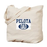 Pelota dad Tote Bag