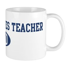 Peace Studies Teacher dad Mug