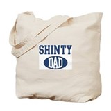 Shinty dad Tote Bag