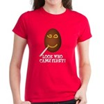 Come First with this Women's Dark T-Shirt