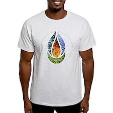Cute Fire life T-Shirt