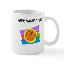 Custom Cartoon Basketball Mugs