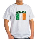 Faded Ireland  T-Shirt