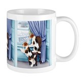 Wire Fox Terrier Parlor Pals Small Mugs