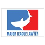 ML Lawyer Large Poster