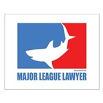 ML Lawyer Small Poster