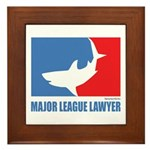 ML Lawyer Framed Tile