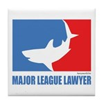ML Lawyer Tile Coaster