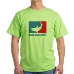 ML Lawyer Green T-Shirt