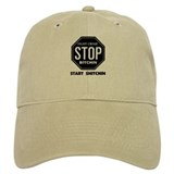FIGHT CRIME Baseball Cap