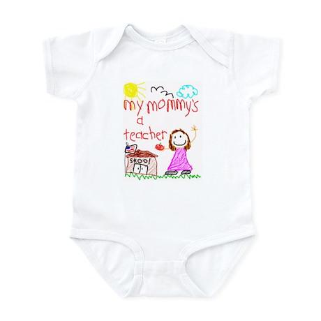 Teacher Mommy! Infant Bodysuit