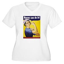 Nurses Can Do it! T-Shirt