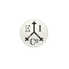 East India Trading Company Logo Mini Button (100 p