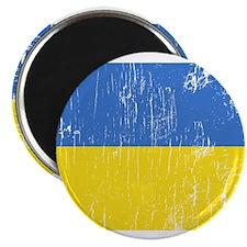 """Vintage Ukraine 2.25"""" Magnet (10 pack)"""
