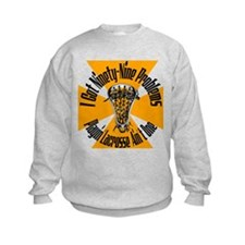 Lacrosse 99 Problems Sweatshirt