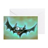 Unique Vampire anime Greeting Cards (Pk of 10)