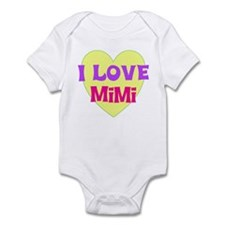 I love Mimi Infant Bodysuit