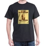 Wanted Cole Younger Dark T-Shirt