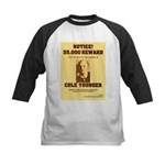 Wanted Cole Younger Kids Baseball Jersey
