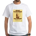 Wanted Cole Younger White T-Shirt
