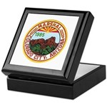 Colorado City Marshal Keepsake Box