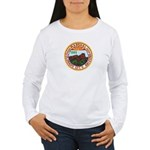 Colorado City Marshal Women's Long Sleeve T-Shirt