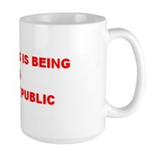 Happiness Is Being a Notary Public Mug