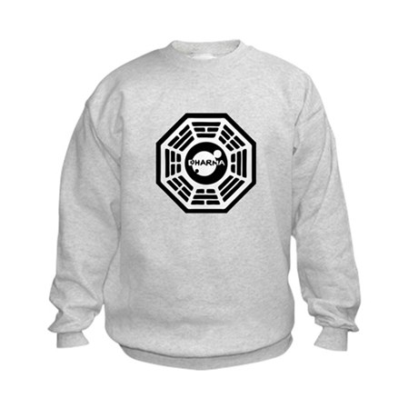 Dharma Hatch Kids Sweatshirt