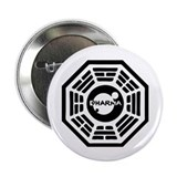 "Dharma Hatch 2.25"" Button (100 pack)"