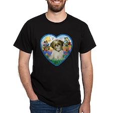 Shih Tzu in my heart (P) T-Shirt