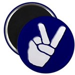 Peace Hand Magnet (100 pack)